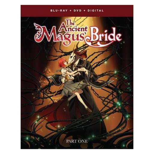 Funimation-uni dist corp ancient magus bride-complete series-p1 (blu-ray/dvd combo/4 disc/fun dig) brcr01980