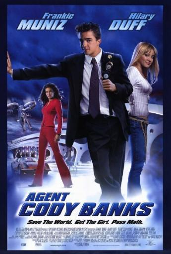 Agent Cody Banks Movie Poster Print (27 x 40) 828985