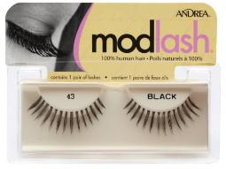 Andrea Mod Strip Lash Pair Style 43 Pack of 4