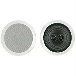BIC AMERICA MSR6D 6.5inch Dual Voice Coil Stereo Ceiling Speaker