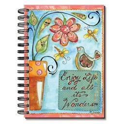Divinity Boutique Journal, Enjoy Life Birdy (22198)
