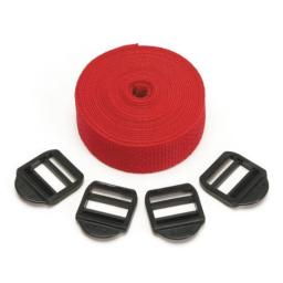 CargoBuckle F14057 Make-A-Strap Kit with 4 Taber Buckles