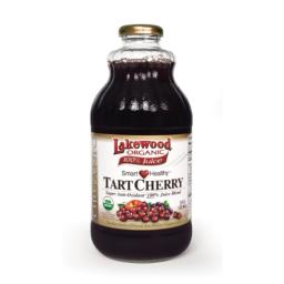 Lakewood Organic Smart Healthy Tart Cherry Juice Blend, 32-Ounce Bottles (Pack of 6)