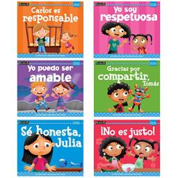 Newmark Learning Spanish Myself Readers I Get Along with Others Aid