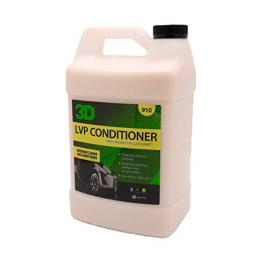 3D Leather, Vinyl & Plastic Conditioner | Cleans, Conditions & Protects | Extends The Life of Leather | Environmentally Friendly | Made in USA | All Natural | No Harmful Chemicals (Gallon)