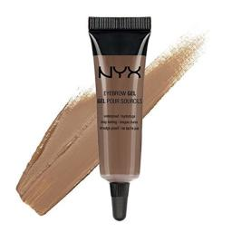 NYX Waterproof Eyebrow Gel Chocolate (Ebg02) 0.34floz(10ml)