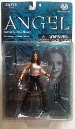 Angel Faith Dushku action figure MIP