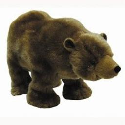 Planet Earth Brown Bear and Baby Plush
