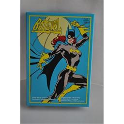 Batgirl Makeup Beauty Book