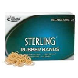 "Rubber Bands, #10, 1-1/4""x1/16"", 5000/BX, CPE, Sold as 1 Box"