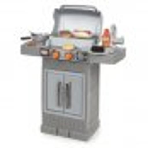 Little Tikes Cook 'n Grow BBQ Grill with Cooking Accessories and Food | 633904M