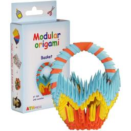 ATH Press IT 001 Modular Origami Kit - Basket