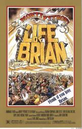 Monty Python's Life of Brian Movie Poster (11 x 17) MOVED5887