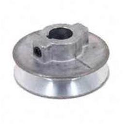 Chicago Die Casting 1/2X5-1/2 Sgl V-Groove Pulley 550A