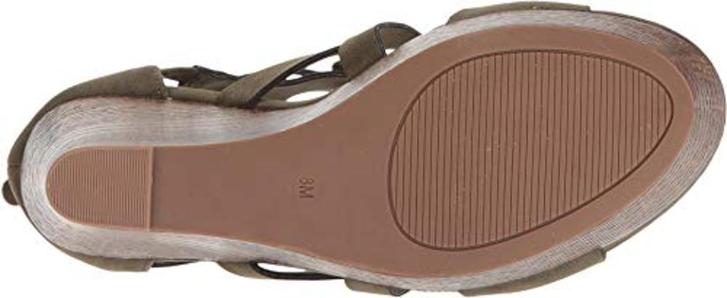 4d589d5b7e7 G by Guess G by Guess Womens Dodge Open Toe Casual Platform Sandals ...