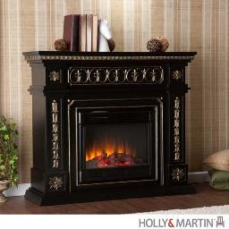 SEI Cain Electric Fireplace