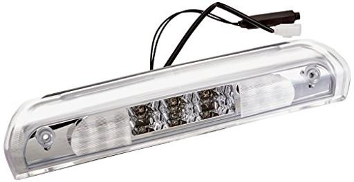 Recon Truck Accessories 264118Cl 02-08 Ram Ld/03-09 Ram Hd Red Led 3Rd Brake Light Kit W/White Led Cargo Lights Clear Le