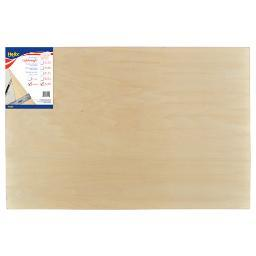 Maped helix usa 37411 drawing board wood w/metal edge 24x36in