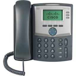 Cisco small business 3 spa303-g1 3 line ip phone with display &