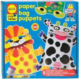 Paper Bag Puppets Kit- 1411