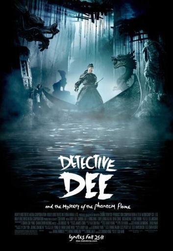 Detective Dee and the Mystery of the Phantom Flame Movie Poster Print (27 x 40) RGSJQCBNB1OHJAJL