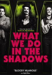 What we do in the shadows (dvd) D59172034D