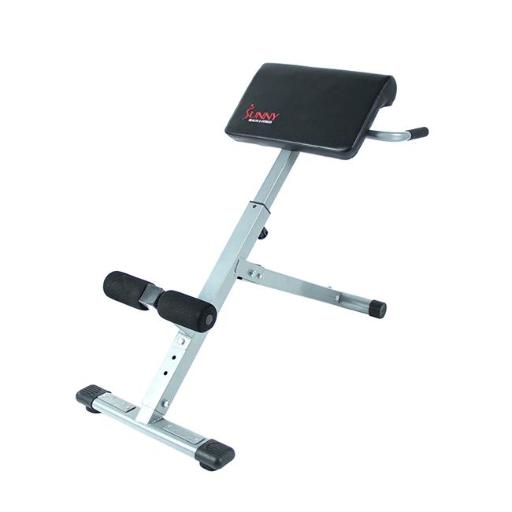 Sunny Health & Fitness SF-BH6629 Sunny Health & Fitness 45 Degree Hyperextension Roman Chair