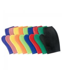 Tough-1 Grooming Glove Rubber 6 Pack Comb Multi-Color 68-244856 68-244856