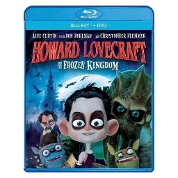 Howard lovecraft & the frozen kingdom (blu ray/dvd combo) (2discs/ws/1.78:1 BRSF16886