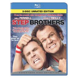 Step brothers (br/rated/unrated/2 disc/ws 2.40 a/dd 5.1/eng-ko-ch-sub/fr-sp BR26112