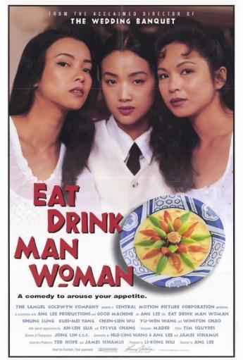 Eat Drink Man Woman Movie Poster Print (27 x 40) RZ8XLZ009YOUSVEL