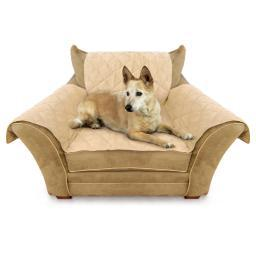 K&H Pet Products 7800 Tan K&H Pet Products Furniture Cover Chair Tan 22 X 26 Seat, 42 X 47 Back, 22 X 26 Side Ar