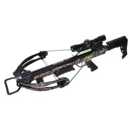 Carbon Express 1109929 X-Force Blade Crossbow Kit-Ready to Hunt Camo
