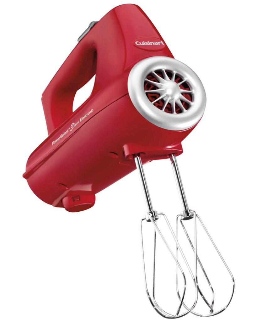 Cuisinart Power Select 3-Speed Hand Mixer