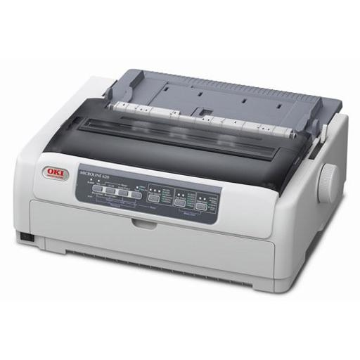 Okidata 62433801 Ml620 - Monochrome - Dot-Matrix - 9-Pin Printerhead - Impact Printer - 700 Cps