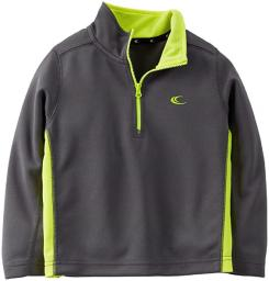Carter's Little Boys' Active Pull-Over (Grey)