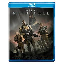 Halo-nightfall (blu ray) (ws/2.35:1/dts-hd)                   nla BR03977