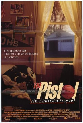 Pistol: The Birth of a Legend Movie Poster Print (27 x 40) AYWG4QVFAAFKA3NK