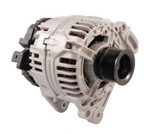 NEW ALTERNATOR FITS 1999-00 SEAT EUROPEAN CAR ALHAMBRA 2000 REPLACES 0124325015