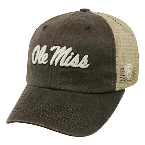 low priced 0c194 75980 Ole Miss Rebels NCAA TOW Liberty Real Tree Camo Snapback Hat