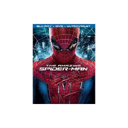 AMAZING SPIDERMAN (2012/BLU-RAY/DVD COMBO/WS 2.XX/5.1/3 DISC/ULTRAVIOLET) 43396409705