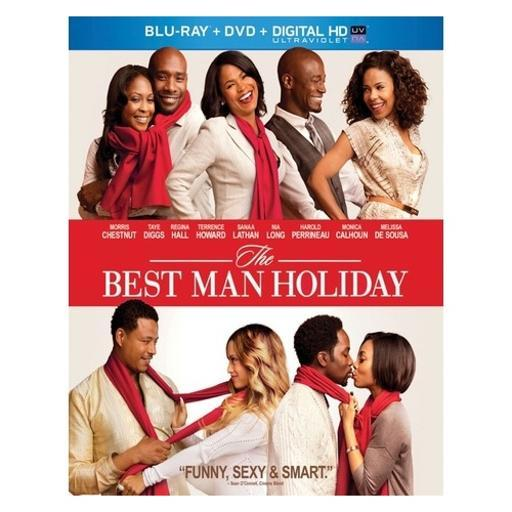 Best man holiday (blu ray/dvd/digital hd w/ultraviolet/2discs) 38LYRTDXXROQ9CEG