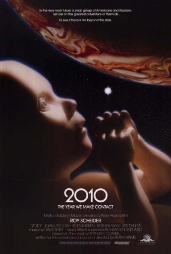 2010: The Year We Make Contact Movie Poster Print (27 x 40) CUOTG4ZCZ3RLBZES