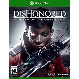 Bethesda 17225 dishonored the death xb1