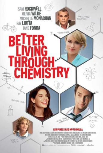 Better Living Through Chemistry Movie Poster (11 x 17) DP2TCFALWOEGGF7J