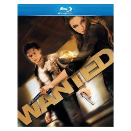 Wanted (blu ray) (eng sdh/span/fren/dts-hd 5.1/dts sur 5.1) BR61106054