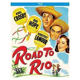 Road to rio (1947/blu-ray) BRK21602