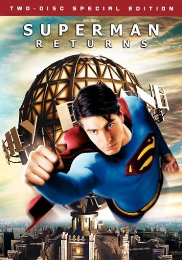 Superman returns (dvd/special edition/dvd/2 disc/ws 2.40) QTBEVPSPBHQU5UVB