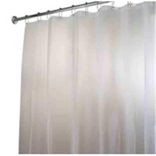 Inter-Design 14762 Shower Stall Curtain-Liner