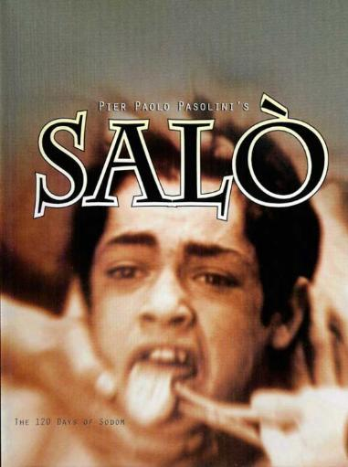 Salo, or the 120 Days of Sodom Movie Poster (11 x 17) YP1R59HKAKMJBWJF